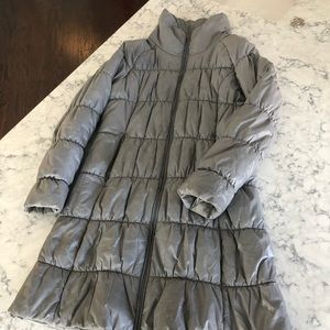 Women's Patagonia Knee Length Puffer Coat
